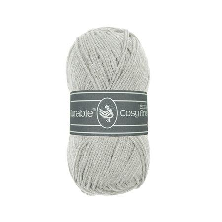 Durable Cosy Extrafine 2228 - Silver Grey