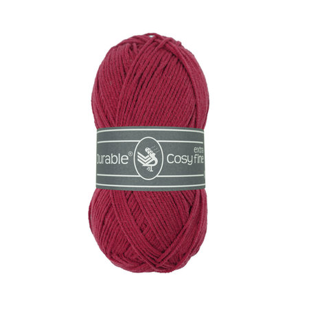 Durable Cosy Extrafine Bordeaux (222)