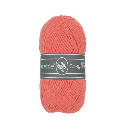 Durable Cosy Extrafine 2190 - Coral