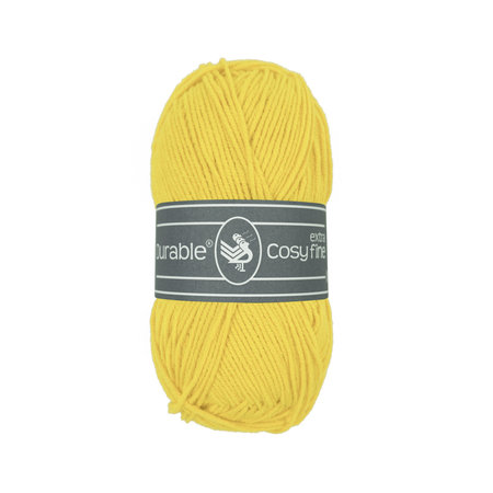 Durable Cosy Extrafine Bright Yellow (2180)