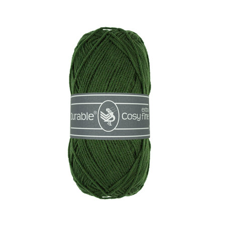 Durable Cosy Extrafine 2150 - Forest Green