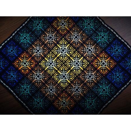 Scheepjes Garenpakket: Medina Mosaic Tiles