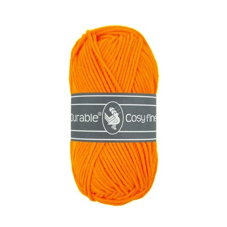 Durable Cosy Fine 1693 - Neon Oranje