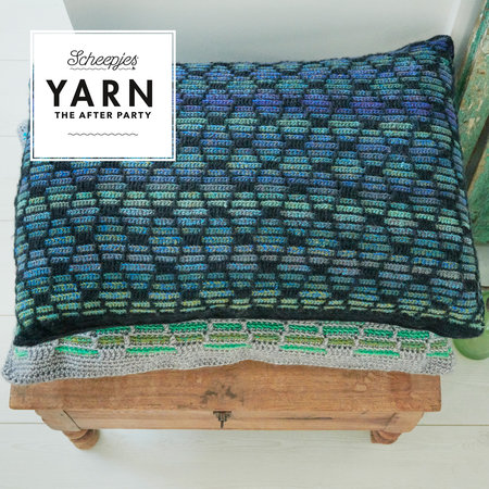 Scheepjes Haakpakket: Honeycomb Cushion