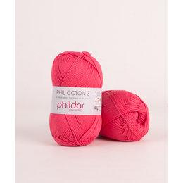 Phildar Phil Coton 3 - 2275 - Pink