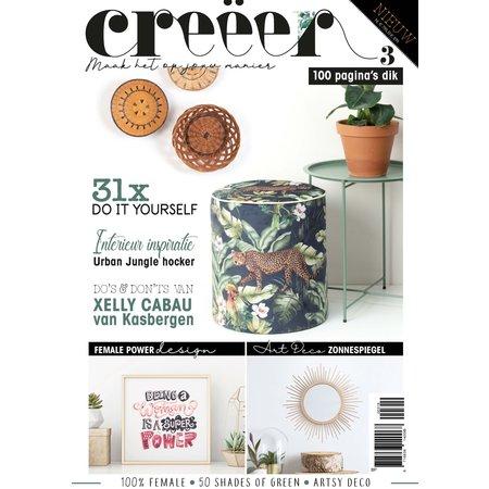 Tijdschrift Creëer magazine