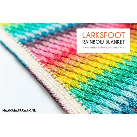 Scheepjes Garenpakket: Little Larksfoot blanket