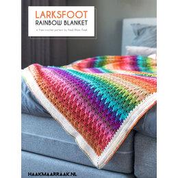 Scheepjes Garenpakket: Big Larksfoot blanket