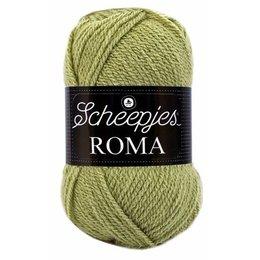 Scheepjes 10 x Roma oud groen (1670)