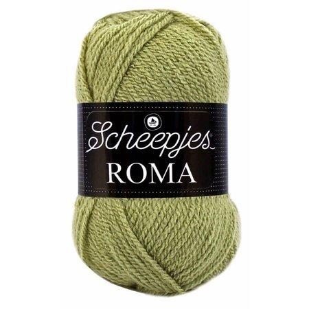 Scheepjes 10 x Roma 1670 - oud groen
