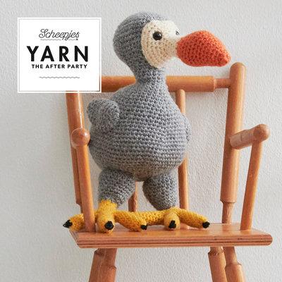 Scheepjes Haakpakket: Finn the Dodo