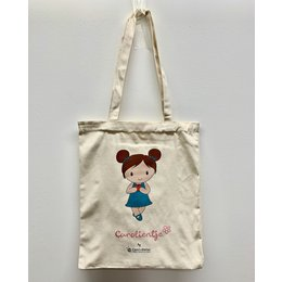 Carolientje shopping bag