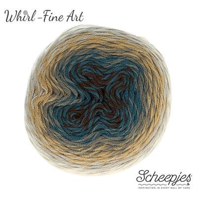 Scheepjes Whirl Fine Art Cubism (654)