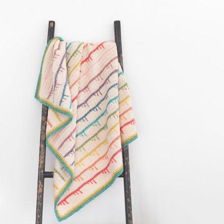 Scheepjes Garenpakket: Paint Drip Deken
