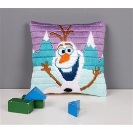 Vervaco Olaf's Frozen Adventure - Spansteek kit