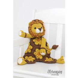 Garenpakket Knuffel-Leeuw