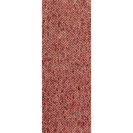Lana Grossa Ecopuno Print rood (103)