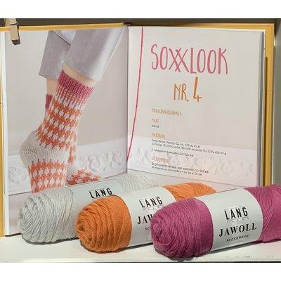 Garenpakket: Soxx Look 4