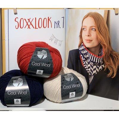 Garenpakket: Soxx Look 7: Col