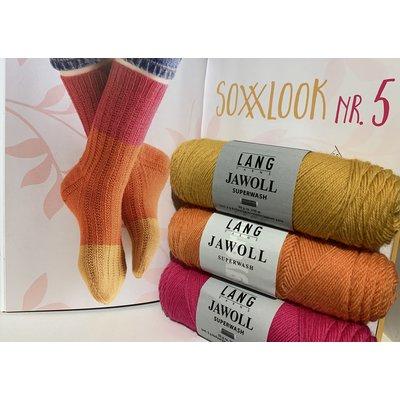 Garenpakket: Soxx Look 5