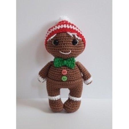Garenpakket Pim - Gingerbread mannetje
