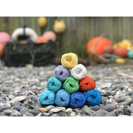 Beachcombing Blanket CAL - Coastal Crochet
