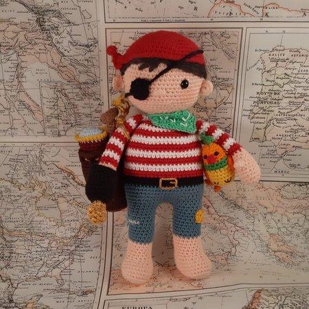 Piraat Bram - CAL van Gek op Haken