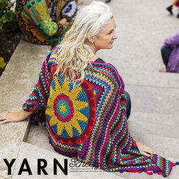 Scheepjes Sunburst Poncho - Yarn 9