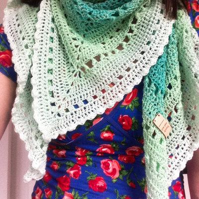 Garenpakket Voorjaarssjaal