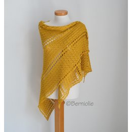 Haakpakket: Honey Shawl