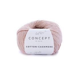 Katia Cotton cashmere 66 - Zalmroze