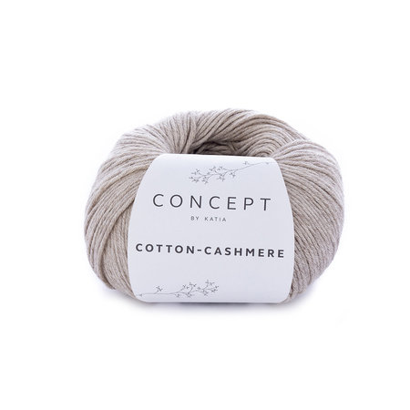 Katia Cotton cashmere 55 - camel