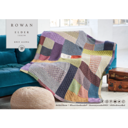 Rowan Elder Throw Knit Along 2020