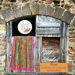 Scheepjes Haakpakket: Kizzy Blanket