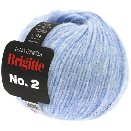 Lana Grossa Brigitte No. 2 Lichtblauw (23)