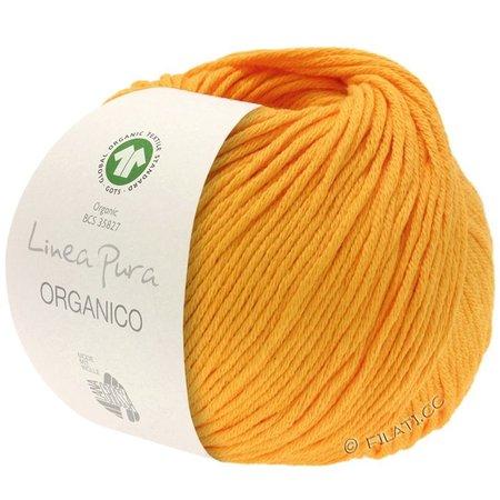 Lana Grossa Linea Pura Organico Zonnegeel (123)