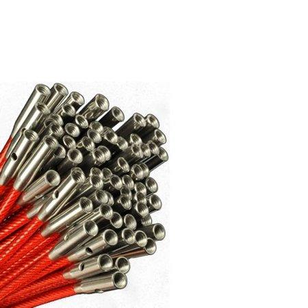 ChiaoGoo Twist Red kabel Mini