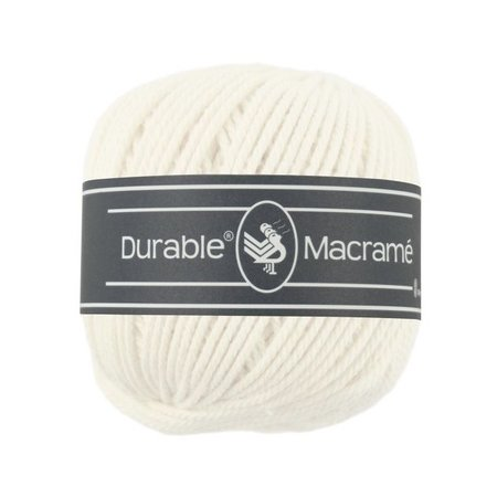 Durable Macramé Ivory (326)