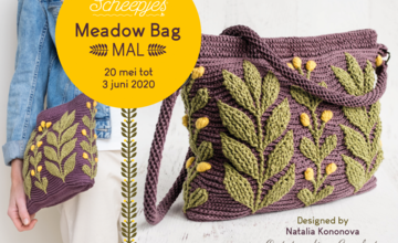 Scheepjes MAL: Meadow Bag