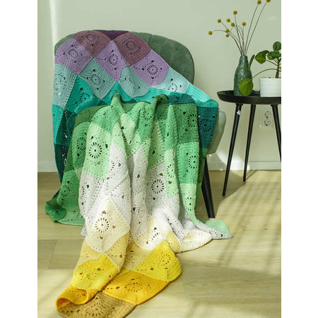 Scheepjes Haakpakket Keep on Turning Blanket