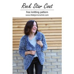Scheepjes Breipakket: Rock Star Coat