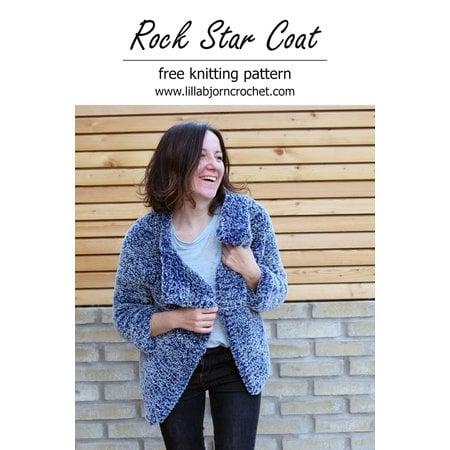 Scheepjes Breipakket: Rock Star Coat