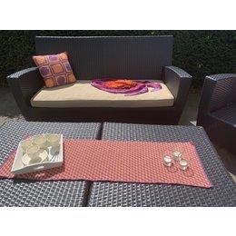 Haakpatroon Tafelloper Sunrise Table (digitaal)