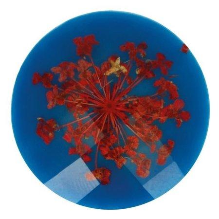 Knoop Bloem - 6 stuks - 25 mm
