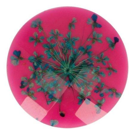 Knoop Bloem - 3 stuks - 30 mm