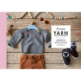 Scheepjes Yarn afterparty 83: Bibbed Sweater