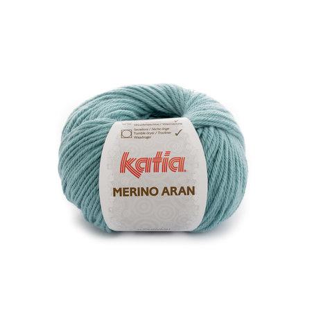 Katia Merino Aran 86 - waterblauw
