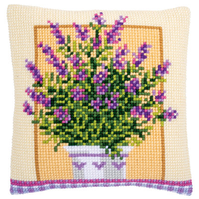 Vervaco Kussen Lavendelpot