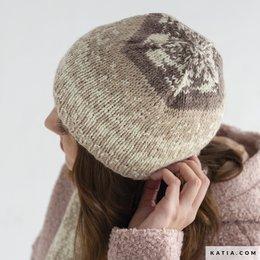 Katia Breipatroon sjaal en muts
