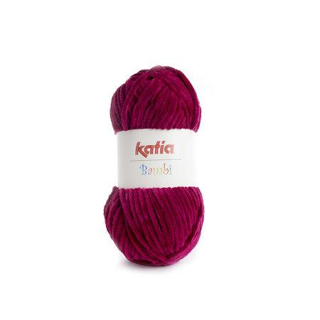 Katia Bambi 310 - Wijnrood